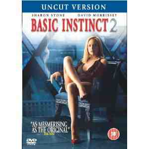 Basic Instinct Uncut Version DVD