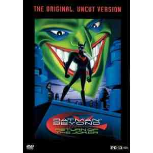 Batman Beyond Return Joker Region