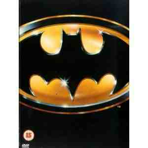 Batman DVD Michael Keaton