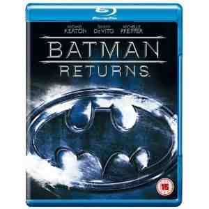 Batman Returns Blu ray Michael Keaton