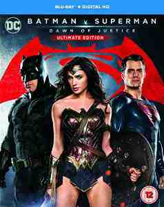 Batman Superman Justice Ultimate Blu ray