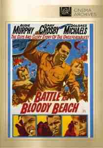 Battle Bloody Beach DVD US