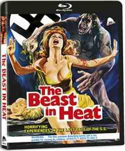 Beast In Heat Blu-ray