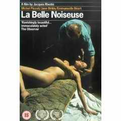 Belle Noiseuse DVD Michel Piccoli