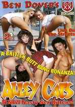 Ben Dover Alley Cats DVD