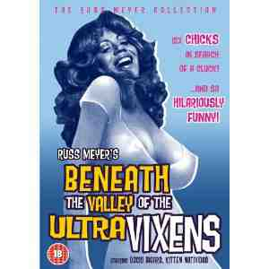Beneath Valley Ultra Vixens DVD
