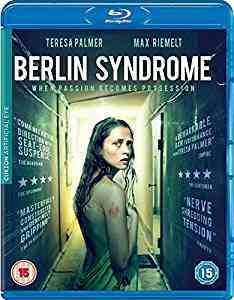 Berlin Syndrome Blu-ray