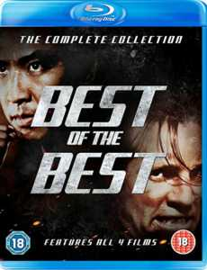 Best Of The Best: The Complete Collection Blu-ray