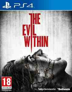 Bethesda The Evil Within PS4