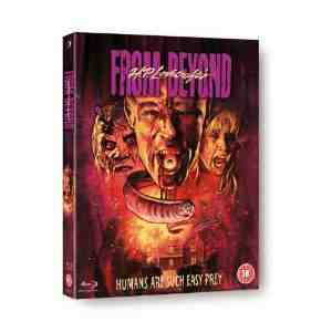 Beyond Blu ray Stuart Gordon