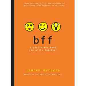 Bff Girlfriend Book Write Together