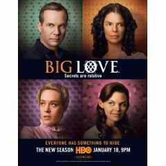Big Love Season 3 DVD