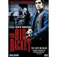 The Big Racket DVD cover