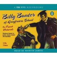 Billy Bunter have ear tweaked by teacher