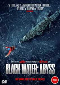 Black Water: Abyss DVD