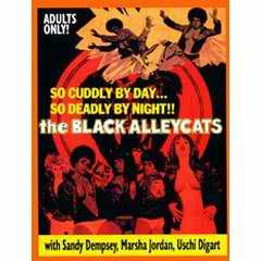 Black Alley Cats DVD