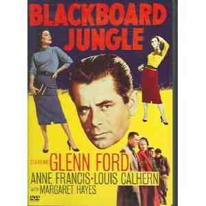 Blackboard Jungle Region Import NTSC