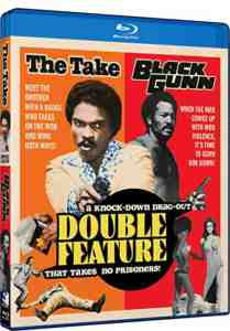 Black Gunn & The Take - Double Feature Blu-ray