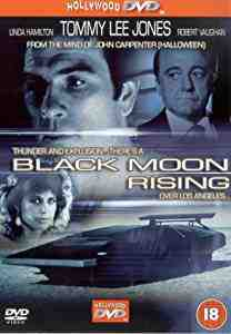 Black Moon Rising DVD