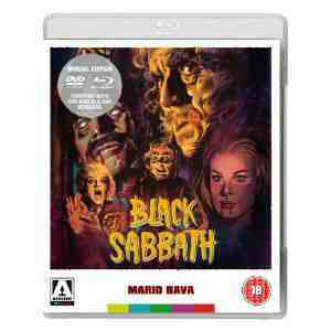Black Sabbath Blu ray Michele Mercier