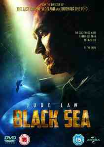 Black Sea DVD Jude Law
