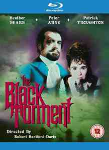 Black Torment Blu ray John Turner