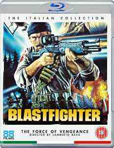 Blastfighter Blu ray Michael Sopkiw
