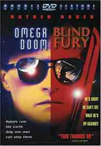 Blind Fury/Omega Doom DVD