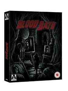 Blood Bath Blu Ray Region B