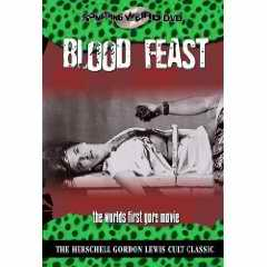 Blood Feast DVD