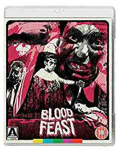 Blood Feast Blu-ray