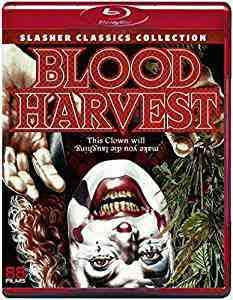 Blood Harvest Blu-ray