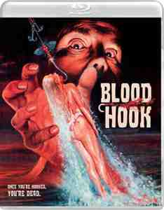 Blood Hook DVDBlu-rayCombo