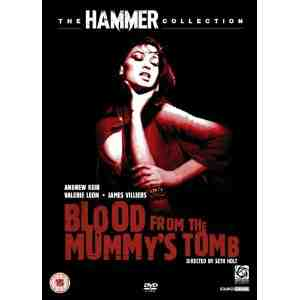Blood Mummys Tomb Andrew Keir