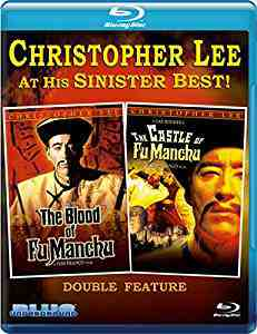 Blood of Fu Manchu/Castle of Fu Manchu Blu-ray