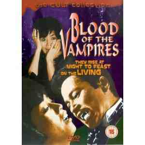 Blood of the Vampires DVD