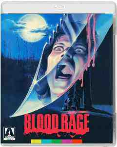 Blood Rage Dual Format Blu ray