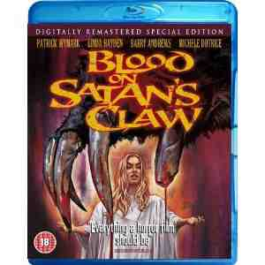 Blood Satans Blu ray Patrick Wymark
