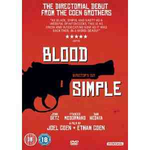 Blood Simple Directors Cut DVD