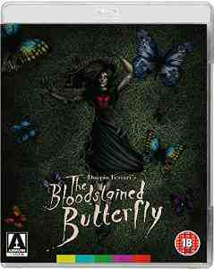 Bloodstained Butterfly Dual Format Blu ray