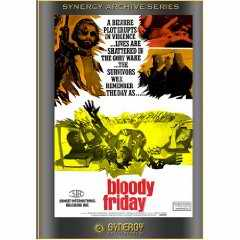 Bloody Friday DVD