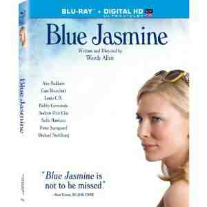 Blue Jasmine UltraViolet Digital Blu ray