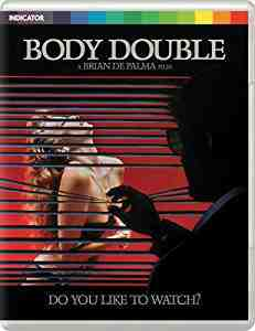 Body Double Dual Format Blu ray