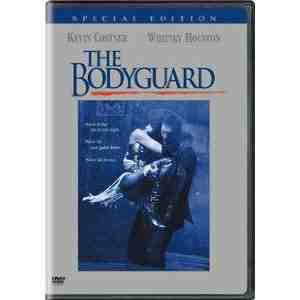 Bodyguard DVD Region Import NTSC