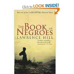 Book Negroes Lawrence Hill