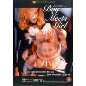 Boy Meets Girl DVD Poole