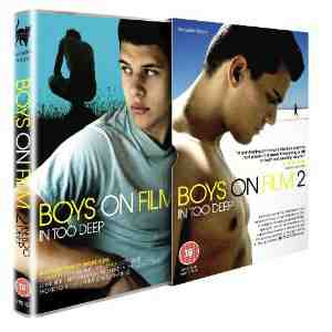 Boys Film Too Deep DVD
