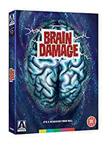 Brain Damage Limited Edition Blu-ray