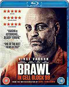Brawl In Cell Block 99 Blu-ray