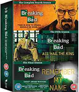 Breaking Bad: The Final Seasons DVD